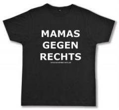 """Zum Fairtrade T-Shirt """"Mamas gegen Rechts"""" für 17,00 € gehen."""