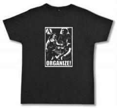 """Zum Fairtrade T-Shirt """"Organize"""" für 16,57 € gehen."""