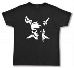"""Zum Fairtrade T-Shirt """"Pirate"""" für 16,57 € gehen."""