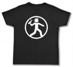 """Zum Fairtrade T-Shirt """"Punker mit Molli"""" für 17,00 € gehen."""