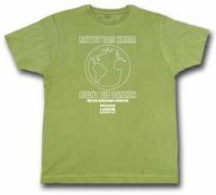 """Zum Fairtrade T-Shirt """"Rettet das Klima"""" für 20,00 € gehen."""
