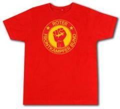 """Zum Fairtrade T-Shirt """"Roter Frontkämpfer Bund"""" für 17,00 € gehen."""