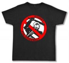 """Zum Fairtrade T-Shirt """"Stoppt Polizeigewalt"""" für 16,57 € gehen."""