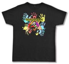 """Zum Fairtrade T-Shirt """"Vielfalt statt Einfalt"""" für 23,39 € gehen."""