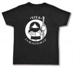 "Zum Fairtrade T-Shirt ""Viva la Resistencia!"" für 16,57 € gehen."