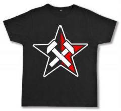 """Zum Fairtrade T-Shirt """"Working Class Stern"""" für 17,00 € gehen."""