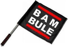 """Zum/zur  Fahne / Flagge (ca. 40x35cm) """"BAMBULE"""" für 10,72 € gehen."""