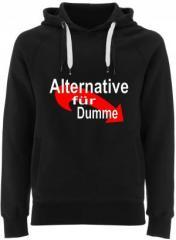 """Zum Fairtrade Pullover """"Alternative für Dumme"""" für 40,00 € gehen."""