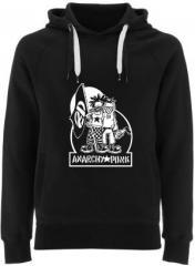 """Zum Fairtrade Pullover """"Anarchy Punk"""" für 40,00 € gehen."""