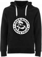 """Zum Fairtrade Pullover """"Good night white pride - Pflanze"""" für 38,99 € gehen."""