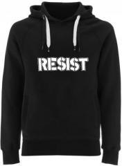 """Zum Fairtrade Pullover """"Resist"""" für 38,99 € gehen."""