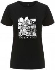 """Zum/zur  tailliertes Fairtrade T-Shirt """"Ameise"""" für 18,00 € gehen."""
