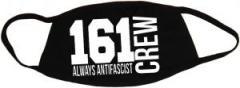 """Zur Mundmaske """"161 Crew Always Antifascist"""" für 6,34 € gehen."""