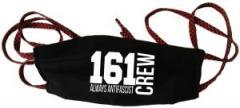 """Zur Mundmaske """"161 Crew Always Antifascist"""" für 6,50 € gehen."""