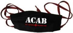 """Zur Mundmaske """"ACAB Antifa Action"""" für 6,50 € gehen."""