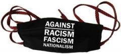 """Zur Mundmaske """"Against Racism, Fascism, Nationalism"""" für 6,34 € gehen."""