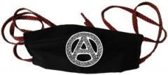"""Zur Mundmaske """"Anarchie - Tribal"""" für 6,50 € gehen."""