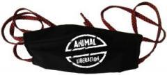 """Zur Mundmaske """"Animal Liberation"""" für 6,34 € gehen."""