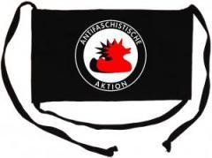 """Zur Mundmaske """"Antifaschistische Aktion (Enten)"""" für 6,50 € gehen."""