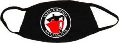 """Zur Mundmaske """"Barista Barista Antifascista (Moka)"""" für 6,34 € gehen."""
