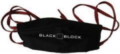 """Zur Mundmaske """"Black Block"""" für 6,34 € gehen."""