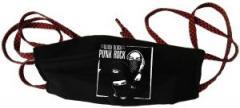 """Zur Mundmaske """"Black Block Punk Rock"""" für 6,50 € gehen."""