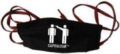 """Zur Mundmaske """"Capitalism [TM]"""" für 6,34 € gehen."""