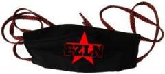 """Zur Mundmaske """"EZLN"""" für 6,50 € gehen."""
