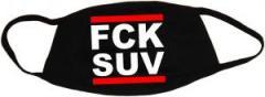 """Zur Mundmaske """"FCK SUV"""" für 6,50 € gehen."""
