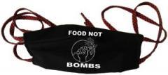 """Zur Mundmaske """"Food Not Bombs"""" für 6,34 € gehen."""