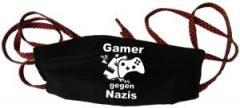 """Zur Mundmaske """"Gamer gegen Nazis"""" für 6,34 € gehen."""