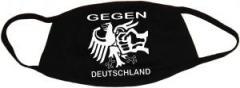 """Zur Mundmaske """"Gegen Deutschland"""" für 6,50 € gehen."""