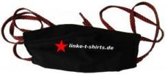 """Zur Mundmaske """"linke-t-shirts.de"""" für 6,34 € gehen."""