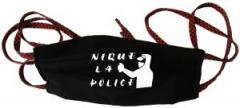 """Zur Mundmaske """"Nique la police"""" für 6,34 € gehen."""