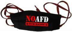 """Zur Mundmaske """"No AFD"""" für 6,34 € gehen."""