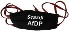 """Zur Mundmaske """"Scheiß AfDP"""" für 6,50 € gehen."""