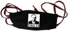 """Zur Mundmaske """"Stasi 2.0"""" für 6,50 € gehen."""