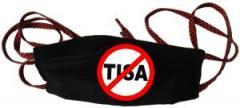 """Zur Mundmaske """"Stop TISA"""" für 6,50 € gehen."""
