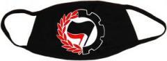 """Zur Mundmaske """"Working Class Antifa"""" für 6,50 € gehen."""