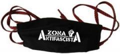 """Zur Mundmaske """"Zona Antifascista"""" für 6,34 € gehen."""