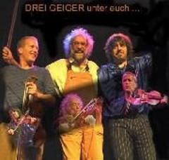 """Zur CD """"3 Geiger unter Euch-Samstagabend in Wuppertal"""" von Klaus der Geiger für 15,00 € gehen."""