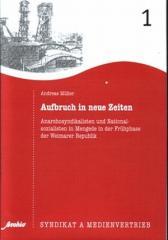 """Zur Broschüre """"Aufbruch in neue Zeiten"""" von Andreas Müller für 2,50 € gehen."""