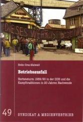 """Zur Broschüre """"Betriebsausfall"""" von Heiko Grau-Maiwald für 3,50 € gehen."""