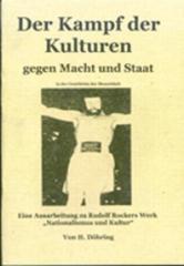 """Zur Broschüre """"Der Kampf der Kulturen"""" von H. Döhring für 2,50 € gehen."""