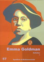 """Zur Broschüre """"Emma Goldman"""" für 3,50 € gehen."""