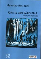 """Zur Broschüre """"Kritik des Kapitals"""" von Gerhard Hanloser für 3,50 € gehen."""