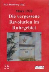 """Zur Broschüre """"März 1920"""" von FAU Duisburg (Hg.) für 2,50 € gehen."""