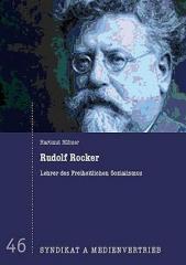 """Zur Broschüre """"Rudolf Rocker"""" von Hartmut Rübner für 4,00 € gehen."""