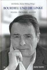 """Zum Buch """"Bourdieu und die Linke"""" von Hrsg. Effi Böhlke und Rainer Rilling für 24,90 € gehen."""