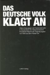"""Zum Buch """"Das Deutsche Volk klagt an"""" für 24,90 € gehen."""